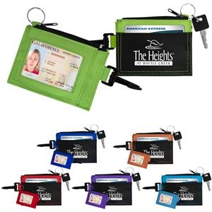 Compact Travel Wallet