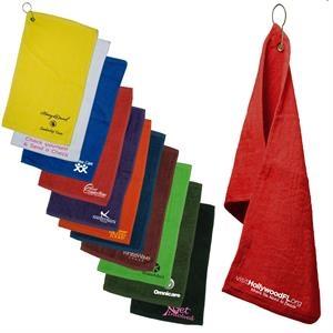 "Hand Towel (16"" x 25"") - Dark Colors"