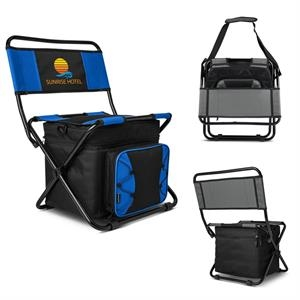 Folding Cooler Chair/Stool