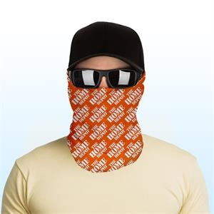 Neck Gaiter Face Mask - Made in USA- Washable Neck Gaitor