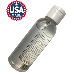 IN STOCK USA MADE 2 oz/ 60ml Hand Sanitizer w/ Flip Cap FDA