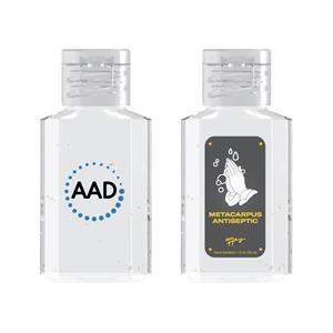 ON SALE! 1 oz. Square Antibacterial Hand Sanitizer Gel