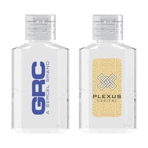 ON SALE! 2 oz. 70% Square Antibacterial Hand Sanitizer Gel