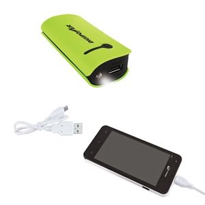 Two Tone Mega Capacity Power Bank Charger - UL Certified