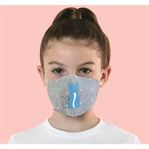 Child Reusable Cloth Mask for Kids