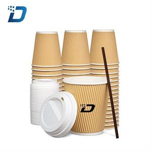 210ML Disposable Paper Cup