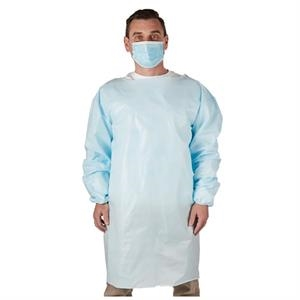 Made in USA PPE Isolation Gown, Level 1-2
