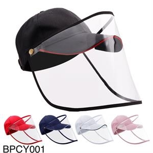Safety Full Face Shield Protection Anti-Saliva  Detachable C