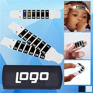 PPE Disposable Forehead Thermometer w/ Case