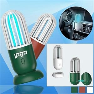PPE UV Sanitizer Rechargeable Ultraviolet Lamp w/ Magnet