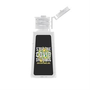 ON SALE! 1 oz. 75% Bottle Antibacterial Hand Sanitizer Gel