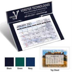America's Beauty 2022 Desk Calendar