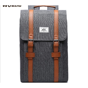 Student bag computer backpack outdoor leisure backpack
