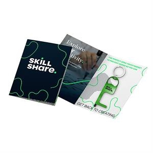 Greeting Card w/Stainless Steel No Touch Tool w/Stylus