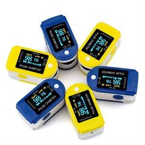 Fingertip Pulse Oximetro Blood Oxygen Saturation Monitor