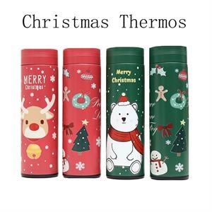 Christmas Thermos
