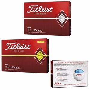 Titleist® TruFeel Golf Ball Standard Service