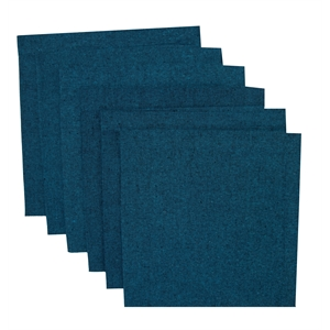 ATMOS GREEN RECYCLED COTTON NAPKINS - TEAL