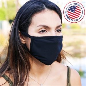 Face Mask Blank Surgical Style Antimicrobial PPE MADE IN USA