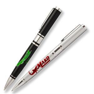 Executive Metal Ballpoint Pens w/ Custom Logo Twist Action