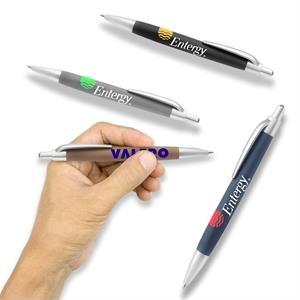 Value Plastic Pens w/ Custom Imprint Matte Ballpoint Pen