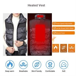 Upgrade USB Heated Vest For Young People