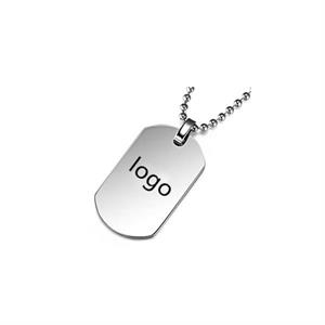 Stainless Steel Tag