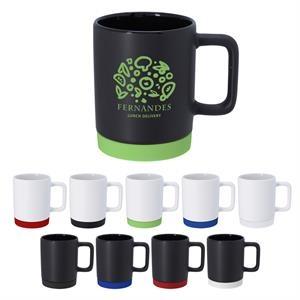 10 Oz. Coast Ceramic Mug