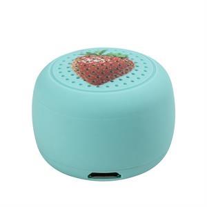 Customized Logo Waterproof Bluetooth Shower Speaker