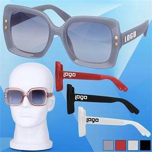 Checker Sunglasses