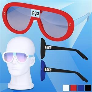 Fashion Sunglasses w/ Gradient Lens
