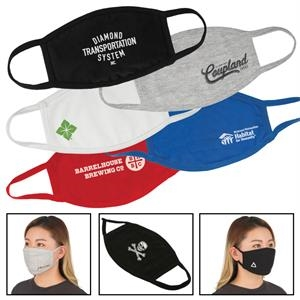 ON SALE! Standard Reusable Cotton Face Mask
