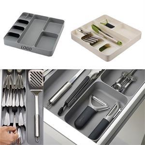Cutlery Drawer Organizer Box
