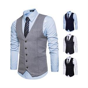 Men's Business Suit Vest