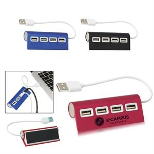 Aluminium USB Center