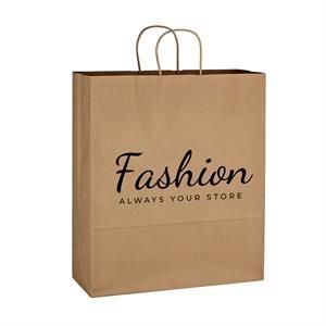 """16"""" X 19"""" Kraft Paper Bag in Brown"""
