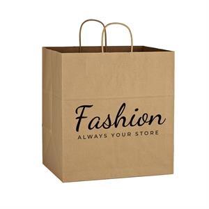 "14"" x 15"" Kraft Paper Bag"