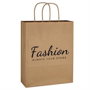 "10"" x 13"" Kraft Paper Bag"