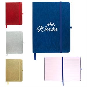 Portable Jotter Pad with Bookmark