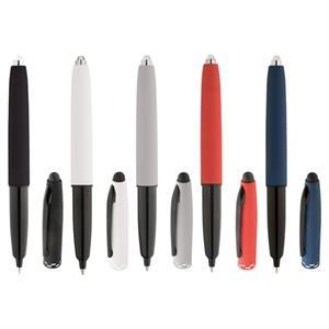 Baldwin 3-in-1 Soft Touch Stylus Pen