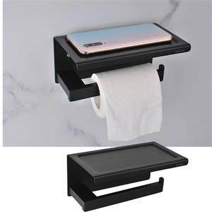 Tissue Towel Paper Holder 304 Stainless Steel Baking Paint B