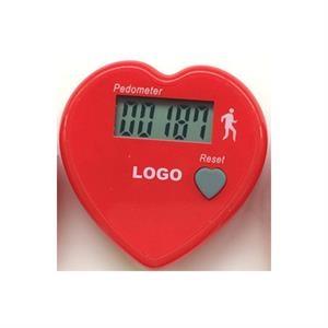 Heart Shape Pedometers