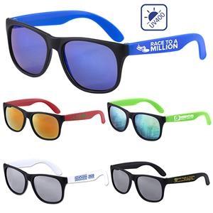 Newport Tint Colored Mirror Tint Sunglasses Overseas
