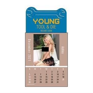 Dream Girls (topless) Magna-Stick™ Calendar