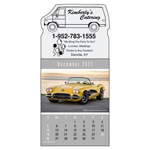 Cruisin' Cars Magna-Stick™ Calendar