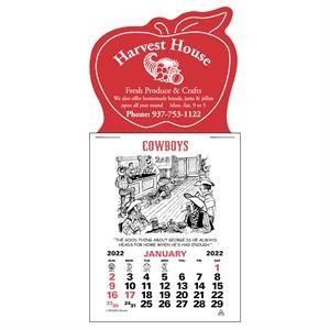 Cowboy Magna-Stick™ Calendar