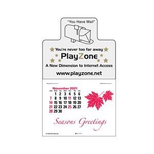 Magna-Stick™ Header Standard Calendar (14-Month)
