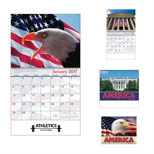 2021 American Pride Spring Wall Calendar