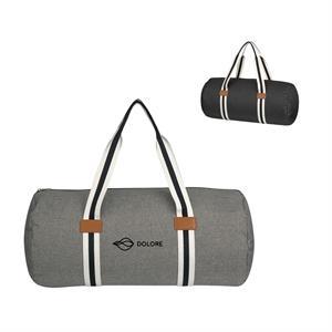 Heather Duffel Travel Bag