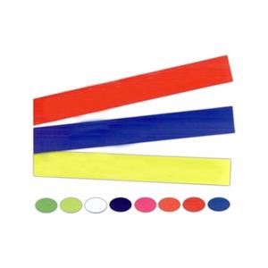 Blank, Slap Bracelet With Metal And Plastic Construction